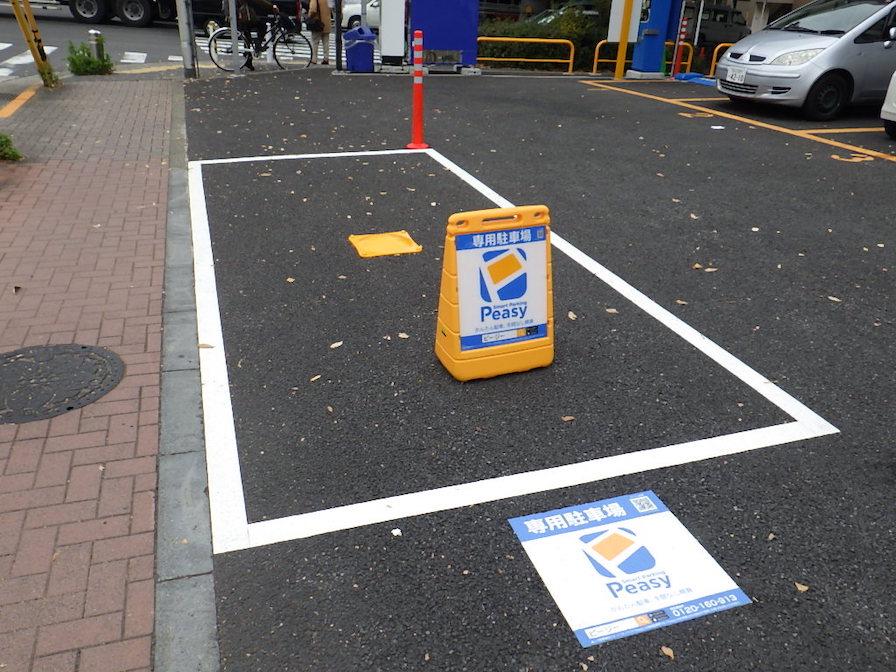Smart Parking Peasy