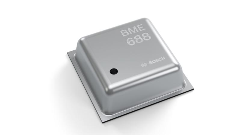 ガス・センサー「BME688」