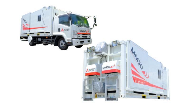 三菱電機、「三菱インフラモニタリングシステム」に小径トンネル計測・全方位撮影サービスを追加