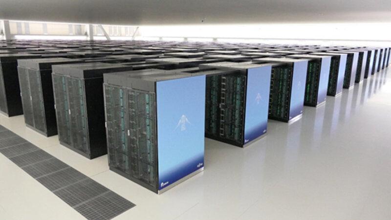理研・富士通、スーパーコンピューター「富岳」が世界ランキング1位を3期連続で獲得