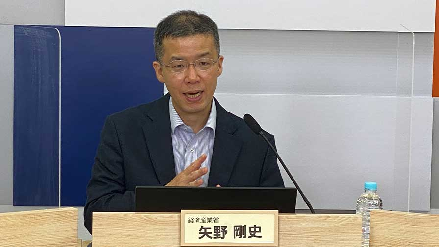 経済産業省 製造産業局 ものづくり政策審議室長 矢野剛史氏