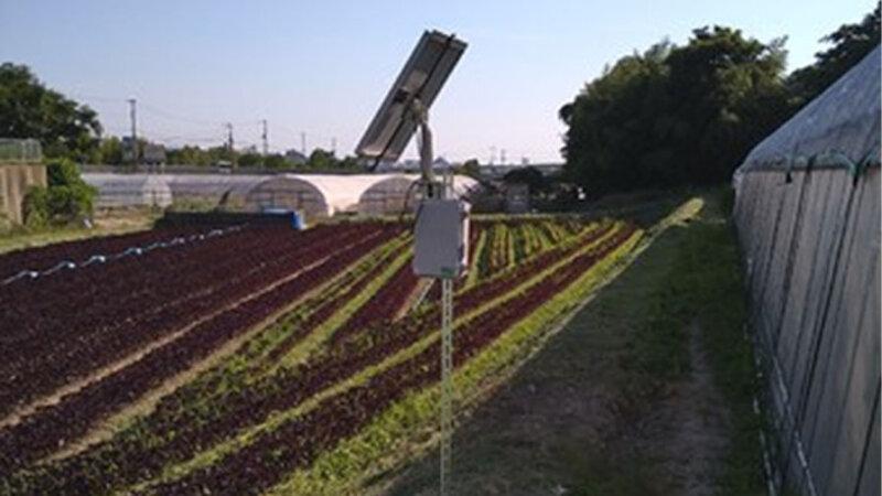 Momo、太陽光駆動で電源の確保が難しい圃場でも活用できるゲートウェイ「AgriPalette NEXT」を発売