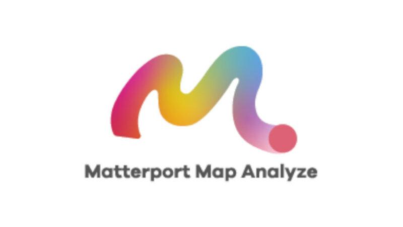 リビングCGが行動解析システム「Matterport Map Analyze」を強化、行動データの分析や回遊経路の改善等が可能に