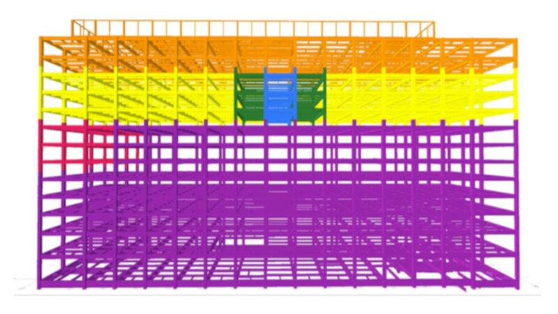 鹿島建設、部材の進捗予定をBIMデータと連携して管理するシステム「BIMLOGI」を開発