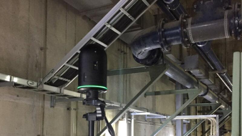 フソウとブルーイノベーション、3Dスキャナを活用した「上下水道インフラ向け3Dモデル化サービス」のトライアルを開始