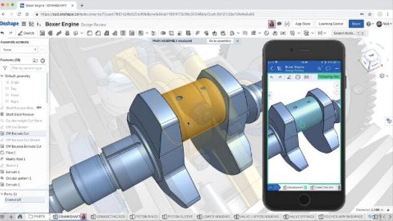 サイバネットシステム、PTCの完全クラウド統合型3D CAD「Onshape」の販売開始