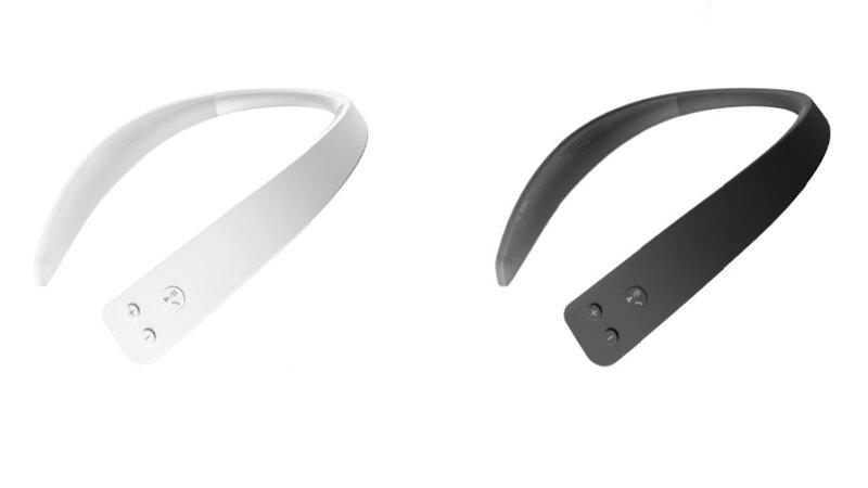 パナソニック、ワイヤレスネックスピーカー「 SC-WN10」の発売を発表