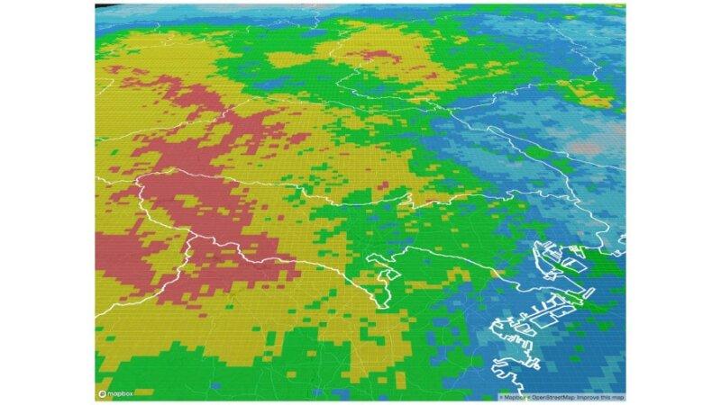 ウェザーニューズ、製造業・小売業向けの気象データセットを販売開始