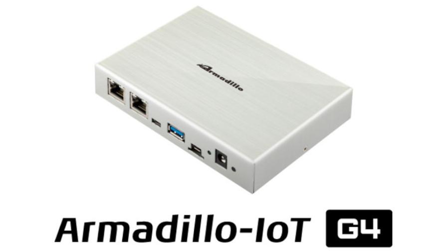 アットマークテクノ、エッジAI処理に対応したNPU搭載のIoTゲートウェイ「Armadillo-IoTゲートウェイ G4」を開発