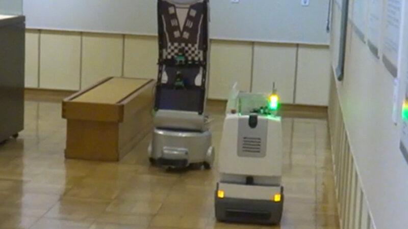 東芝、直接通信による移動ロボット同士の協調連携システムを開発