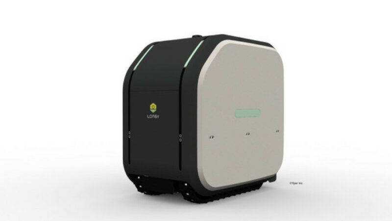 Yperが自律走行型配送ロボット「LOMBY」の実証実験を開始、宅配便と生鮮食品などの混載配送を検証