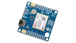 スイッチサイエンス、RTKモードを備えたGPS/GNSSモジュール搭載の「ZED-F9P搭載GPS-RTKピッチ変換基板」を販売開始