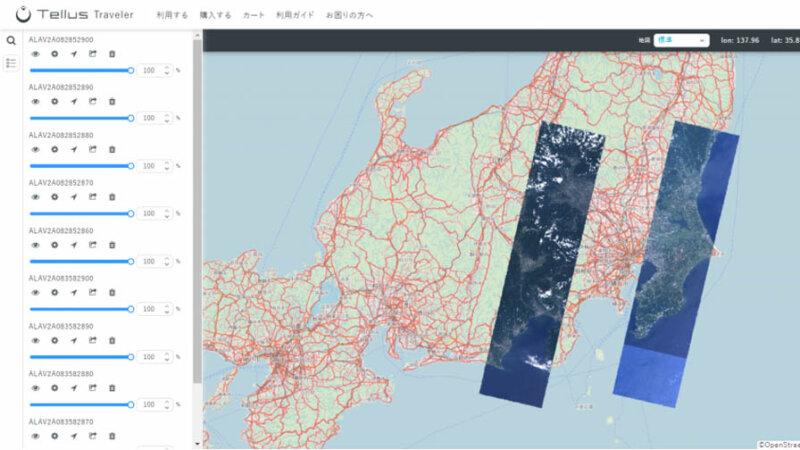 さくらインターネット、衛星データプラットフォーム「Tellus」の新機能で衛星データの売買が可能に